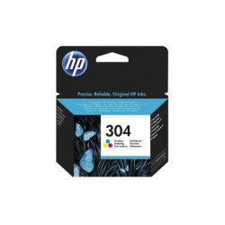 Cartouche d'encre HP N°304 Couleur