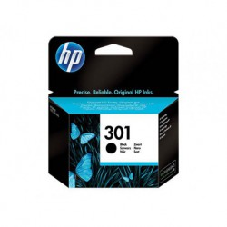 Cartouche d'encre HP N°301 Noir
