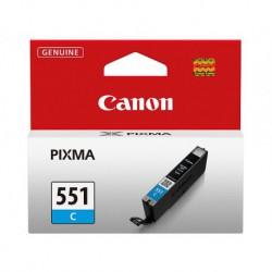 Cartouche d'encre Canon CLI-551C