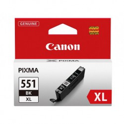 Cartouche d'encre Canon CLI-551BK XL