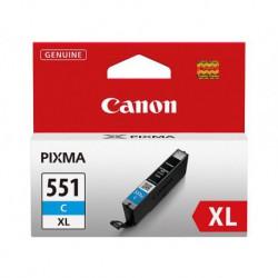 Cartouche d'encre Canon CLI-551C XL
