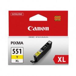 Cartouche d'encre Canon CLI-551Y XL