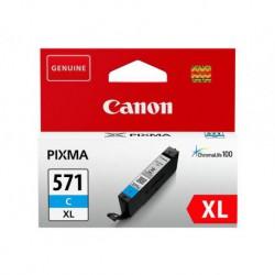 Cartouche d'encre Canon CLI-571C XL