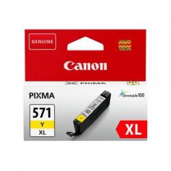 Cartouche d'encre Canon CLI-571Y XL