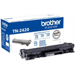 Toner Brother TN-2420 Zwart HC