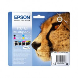 Cartouches Pack Epson T0715