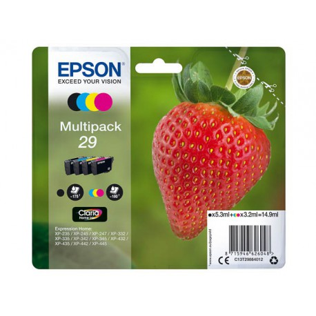 Cartouches Pack Epson T29