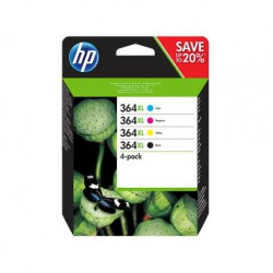 HP Promo Pack 364 XL Series 4 Cartouches