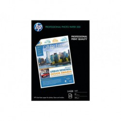 Papier Photo Laser A4 - 200G 100 Feuilles Mat