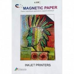 Foto Papier A4 Magnetic Glossy - 5 v