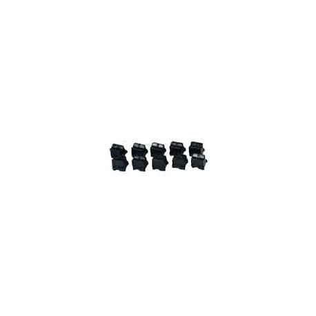 10 Colorstix Phaser 8200 Noir