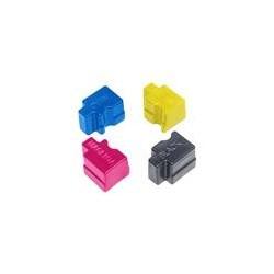 5 Colorstix Phaser 8200 Jaune