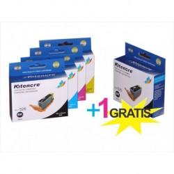 Pack Inktpatronen CLI526 / PGI-525 -  4+1 GRATIS