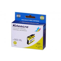 Cartouche d'encre 933 Yellow XL