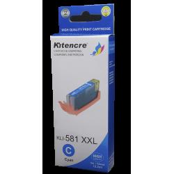 Inktpatroon CLI-581XXL C