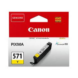 Inktpatroon Canon CLI-571Y