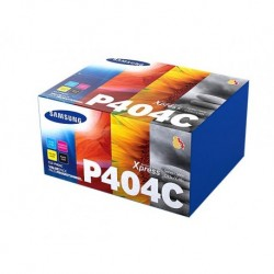 Pack 4 Toners SAMSUNG P404