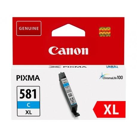 Cartouche d'encre Canon CLI-581XL C