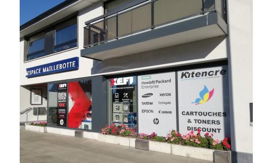 Kitencre Nivelles - Congés annuels:  du 1 au 15 août